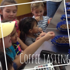 Probando café #guatemalancoffee #servexcoffee