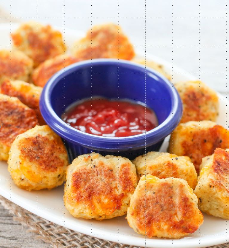 nuggets coliflor